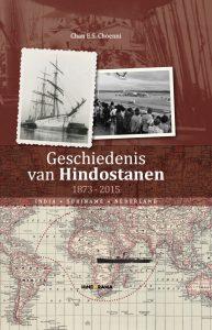 Cover boek Hindoestaanse geschiedenis